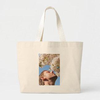 Spring Large Tote Bag