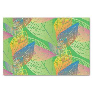 Spring Leaves Tissue Paper