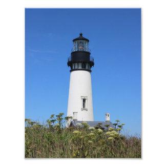 Spring Lighthouse Photo Print
