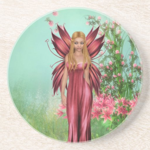 Spring Lily Coaster