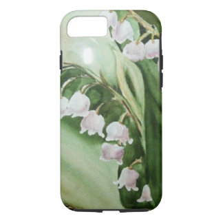SPRING LILY OF THE VALLEY iPhone 8/7 CASE