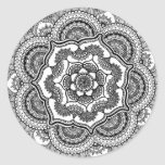 Spring Lotus Sticker