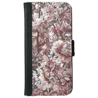 Spring Magnolia Wallet Case