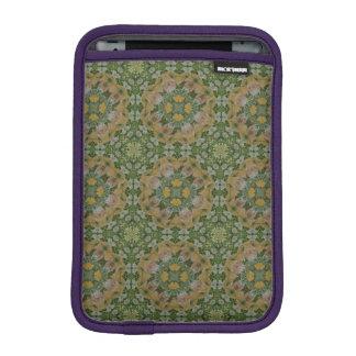 Spring Mandala Rickshaw iPad Mini Sleeve