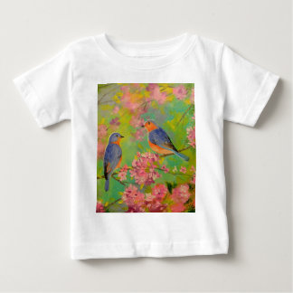 Spring Melody Baby T-Shirt