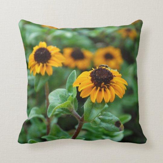 Spring mood Throw Cushion