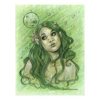 Spring Moon Postcard