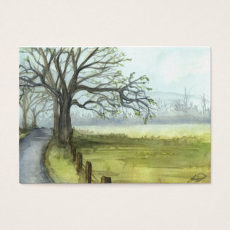 """""""Spring Morning"""" Business Card"""