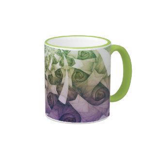 Spring morning mug