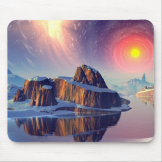 Spring Mouse Pad