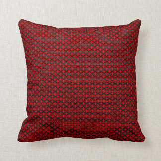 Spring Nature Red Black Modern Popular Pillows