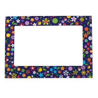 Spring Night Magnetic Picture Frame
