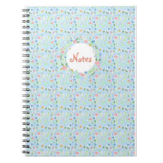 Spring notes notebooks