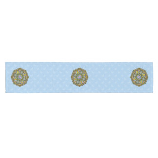 Spring Nouveau Table Runner