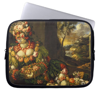 Spring (oil on canvas) laptop sleeve