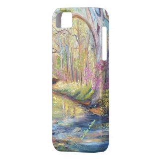 Spring on Gans Creek iPhone 5 Covers