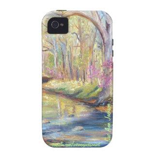 Spring on Gans Creek Vibe iPhone 4 Case