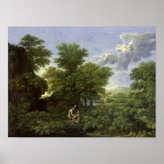 Spring, or The Garden of Eden Poster