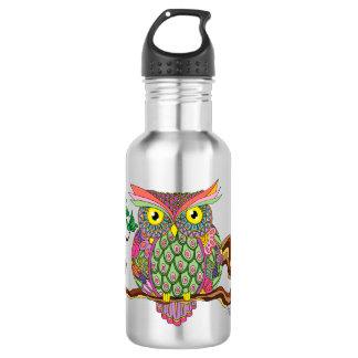 Spring Owl 532 Ml Water Bottle
