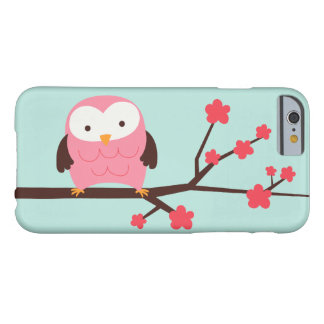 Spring Owl Barely There iPhone 6 Case