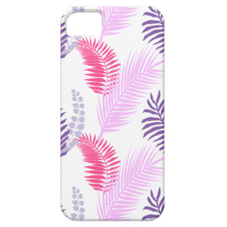 Spring Palm Leaves iPhone 5 Covers