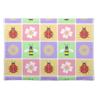 Spring Patches Place Mat