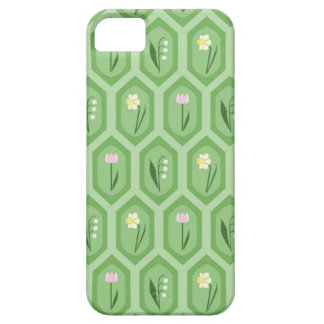 Spring Perennial Pattern iPhoneCase iPhone 5 Cover
