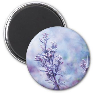 Spring Photography Blooming Flowers Magnets
