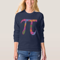 Spring Pi - Flowery Colourful Pi Day Gifts