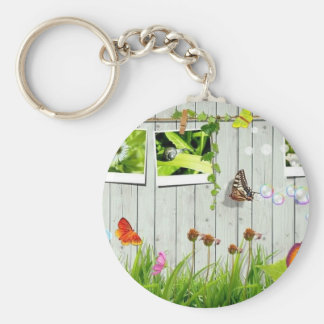 spring pic keychains