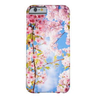 Spring Pink Cherry Blossoms Nature Iphone Case