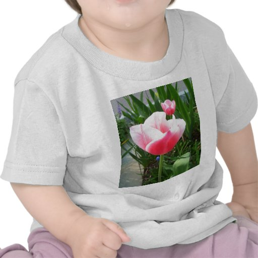 Spring Pink Tulips CricketDiane Flowers T Shirts