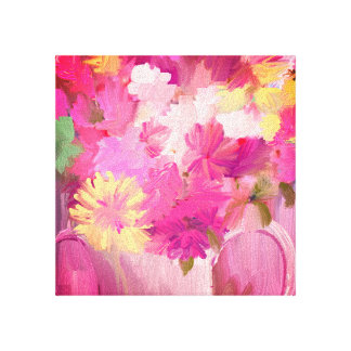 Spring Pinks Canvas Print