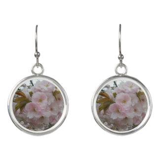 Spring Pinky Drop Earrings