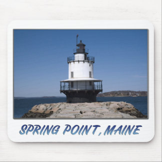 Spring Point (06) Framed II Mouse Mat