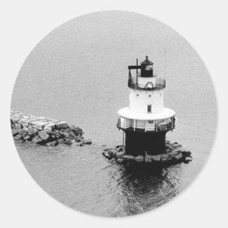 Spring Point Ledge Lighthouse 2 Sticker