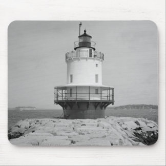 Spring Point Ledge Lighthouse Mouse Pad