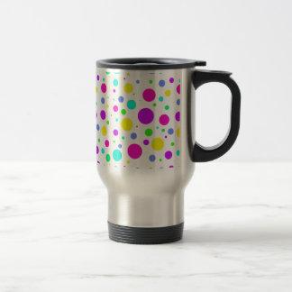 Spring Polka Dots Mugs