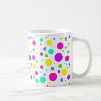 Spring Polka Dots Mug