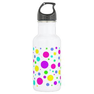 Spring Polka Dots 532 Ml Water Bottle