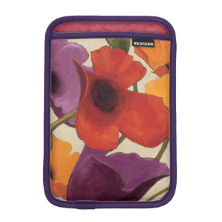 Spring Poppies iPad Mini Sleeve