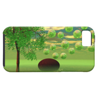 Spring Renewal – Lemon & Lime Life Force Case For The iPhone 5