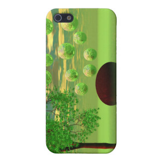 Spring Renewal – Lemon & Lime Life Force Case For iPhone 5/5S