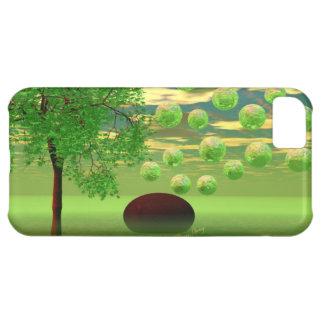 Spring Renewal – Lemon & Lime Life Force iPhone 5C Case