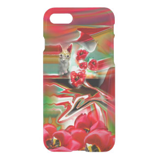 Spring Revival Abstract Easter Art iPhone 7 Case