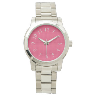 Spring _Rose_Blush(c)*Delicate_Multi-Styles Watch