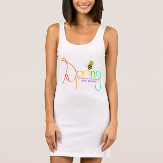 Spring Season of Colours Bee Happy T-shirt Dress