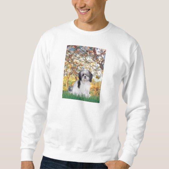 Spring - Shih tzu (A) Sweatshirt