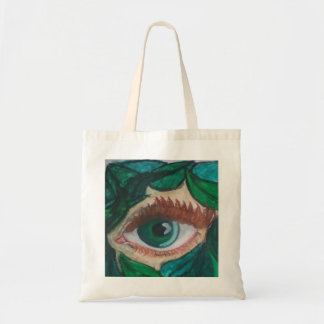 Spring shopper tote bag