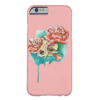 spring skull barely there iPhone 6 case